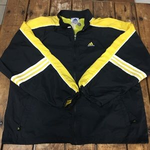 Vintage Adidas Windbreaker Jacket/ XL